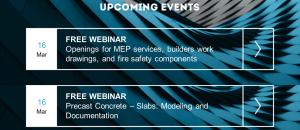 Kovo 16 dieną – efektyvumo webinarai pastatų inžinieriams ir konstruktoriams