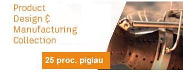 """""""Autodesk Product Design & Manufacturing Collection"""" prenumerata su 25 proc. nuolaida"""