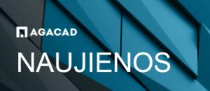 """""""AGACAD"""" 2019-ųjų pirmojo pusmečio naujienos"""