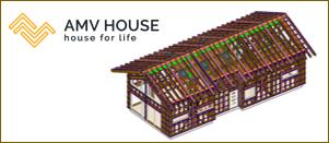 """""""AMV House"""" dėkoja AGACAD už efektyvumą ir lankstumą, įgytą kuriant surenkamus karkasinius namus"""