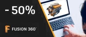 """""""Autodesk Fusion 360"""" programinė įranga produktams kurti - 50% pigiau"""