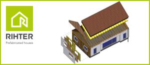 Pažangūs karkasinių namų modeliavimo BIM sprendimai prisideda prie aukštesnių veiklos rezultatų
