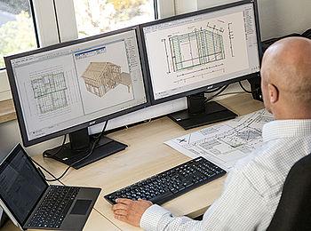 SEMA programinė įranga medinių namų projektavimui | AGACAD