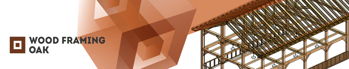 Wood Framing OAK | AGACAD
