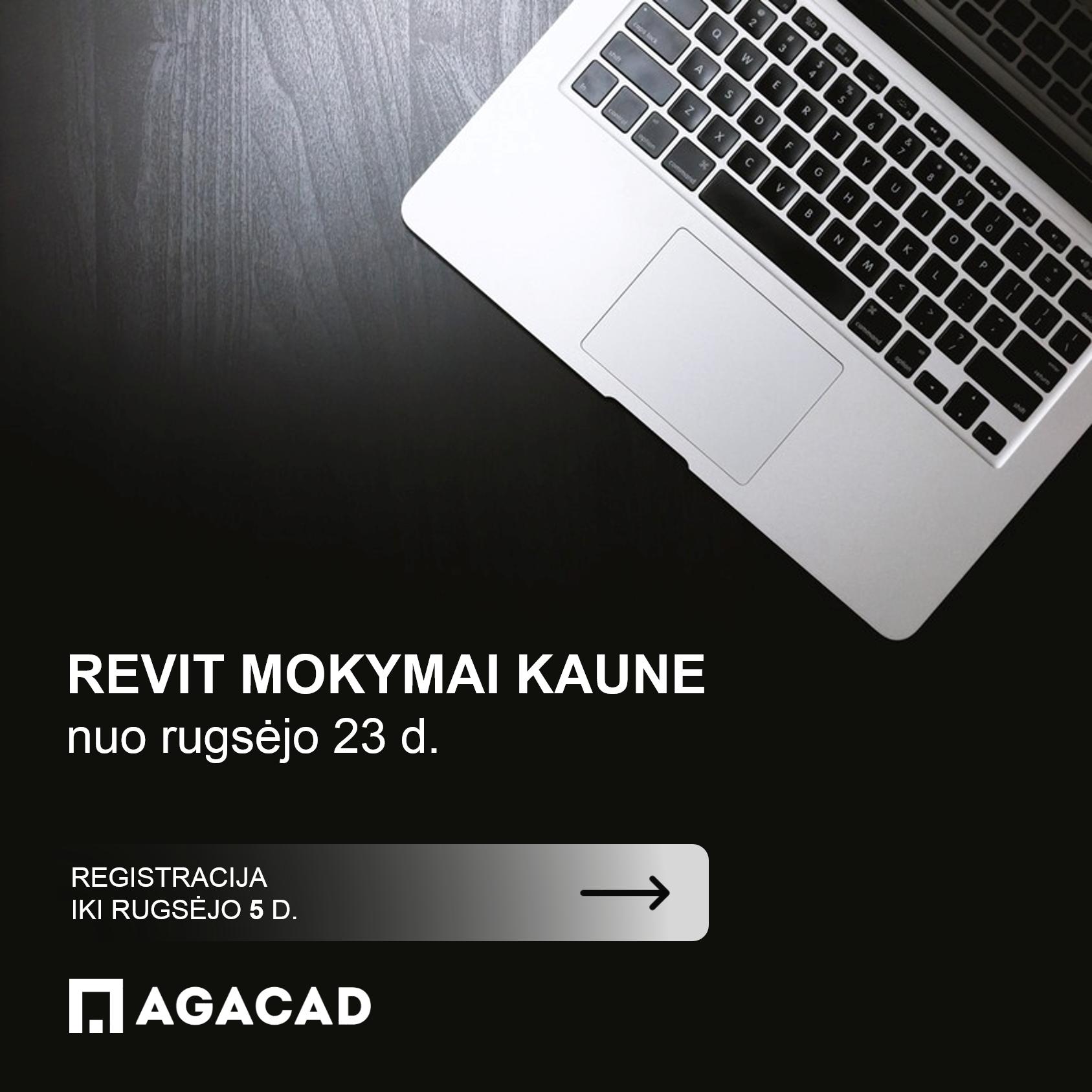 Revit mokymai Kaune