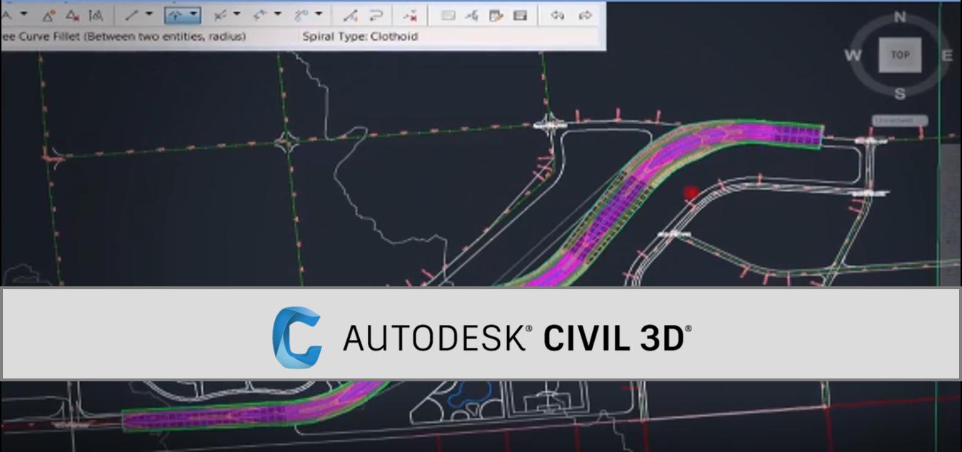 Civil 3D mokymo kursai pradedantiesiems | AGACAD mokymo centras