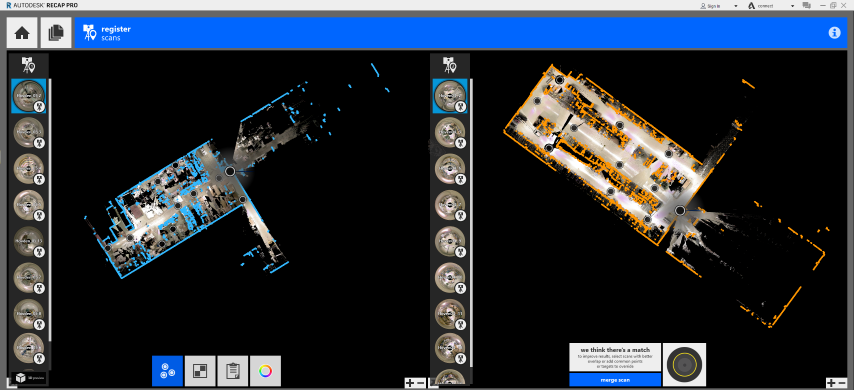 3D skenavimo taškų debesų duomenų apdorojimas   AGACAD