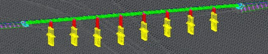 Civil 3D 2021 naujovė - tiltai, Infraworks | AGACAD