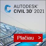 Autodesk Civil 3D oficialus atstovas Lietuvoje - AGACAD