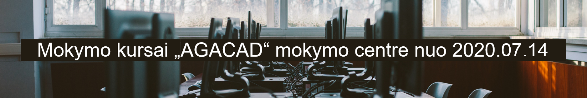 BIM, Revit, Civil 3D, Dynamo mokymai AGACAD