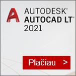 Autodesk AutoCAD LT atstovas Lietuvoje - AGACAD