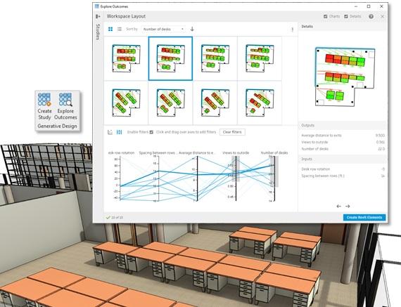 Generatyvinis projektavimas su Autodesk Revit 2021 | AGACAD