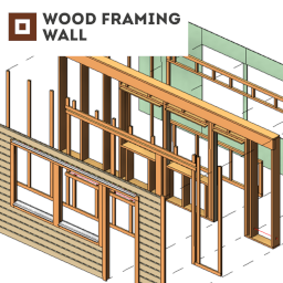 Wood Framing Wall