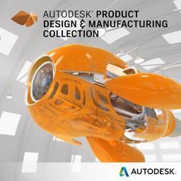 Autodesk® Product Design & Manufacturing kolekcija