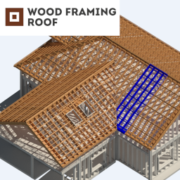 Wood Framing Roof