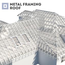 Metal Framing Roof