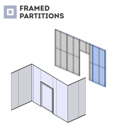 Framed Partitions