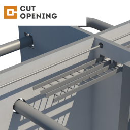 Cut Opening